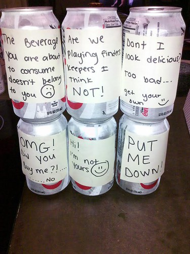 Warning: Take my last Diet Coke from the fridge and I WILL cut you. | by passiveaggressivenotes