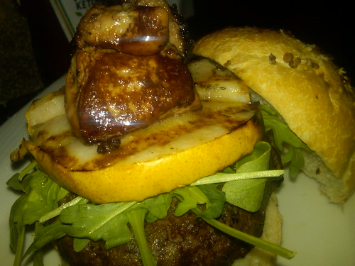 Foie Gras Burger | by The Burger Bistro