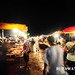Over view of the night market 3