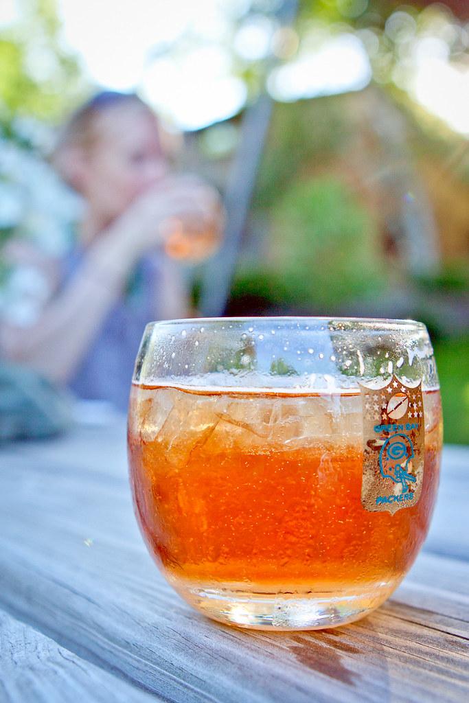 Brandy Old Fashioned Sweet Yard House