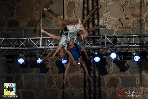 Encuentro de escuelas Europeas de Circo