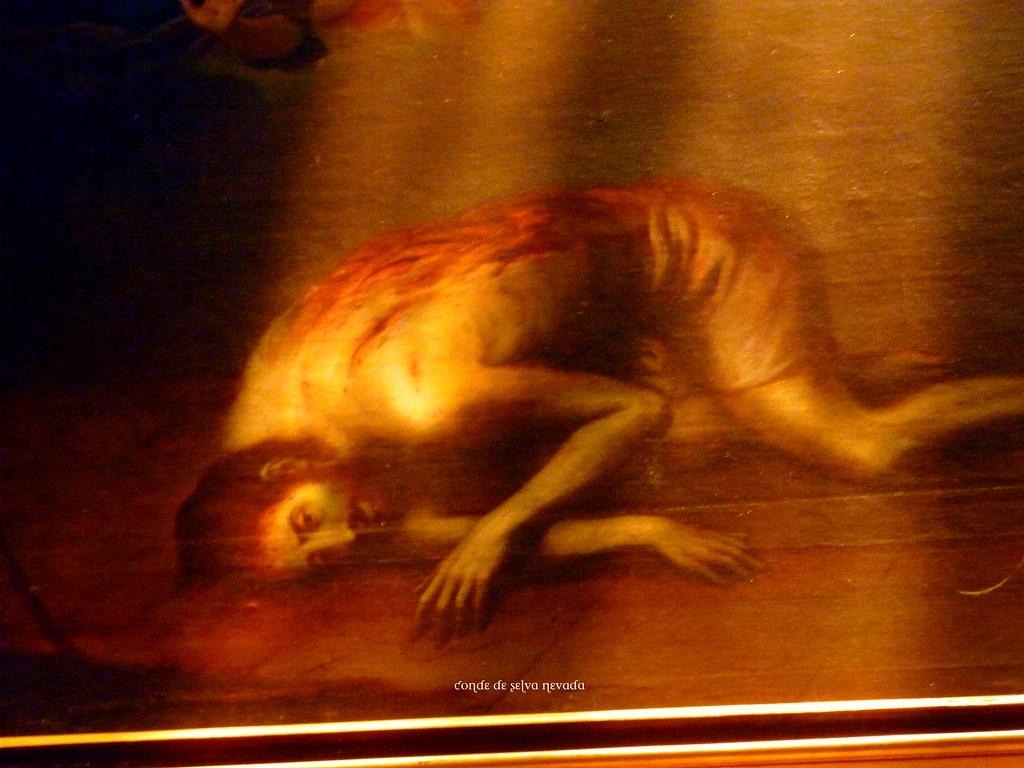 Cristo En El Desmayo Cristo En El Desmayo Pormenor