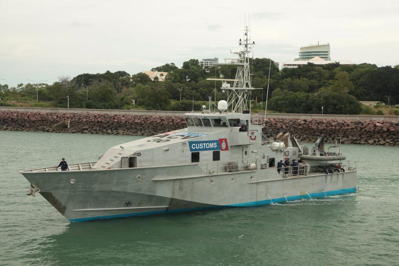 "Bay Class Patrol Boat ""Botany Bay"", Australian Customs Ser ..."