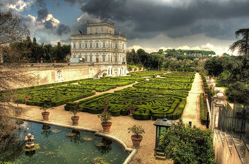 Pamphili Roma Villa Doria Pamphili Roma
