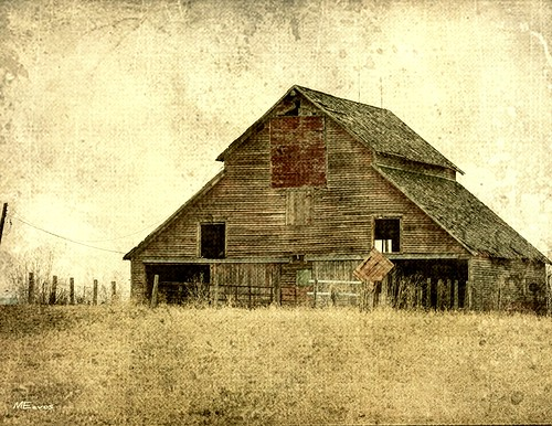 Midwestern Barn | by MEaves