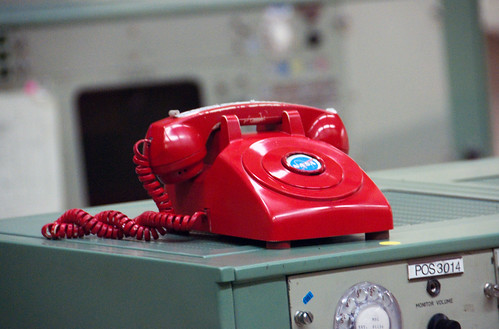 The Red Phone | by Eric Kilby