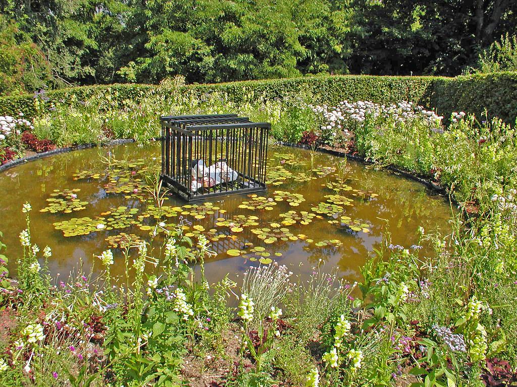 Chaumont sur loire les jardins du ch teau de chaumont le - Chateau de chaumont festival des jardins ...