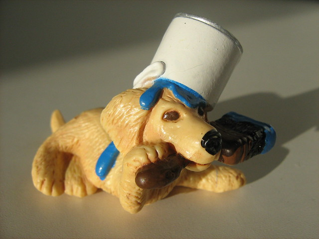 Fake Toy Dogs : Photo