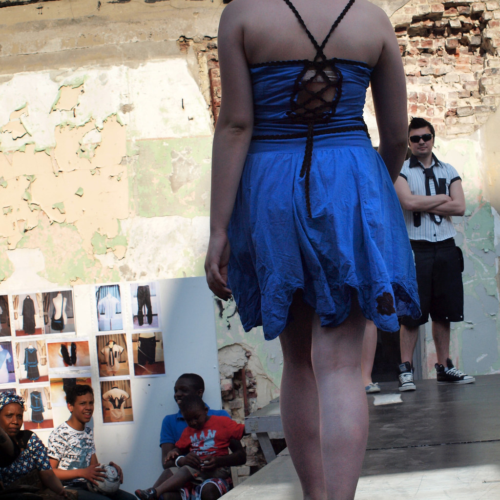 Recycled Fashion Blog