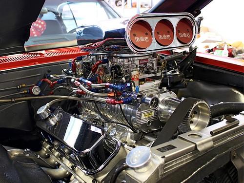 Chevelle Gasser 1966 Chevelle Gasser From