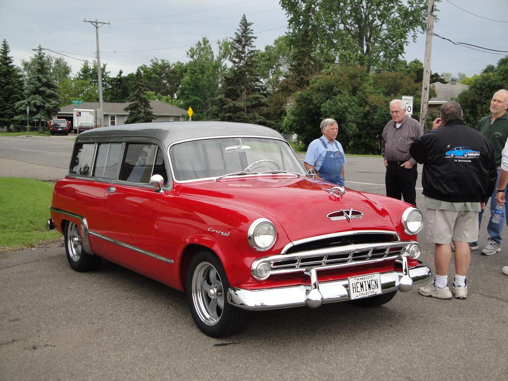 53 Dodge Coronet Sierra | W.P.C. Restorers Club 10,000 Lakes… | Flickr