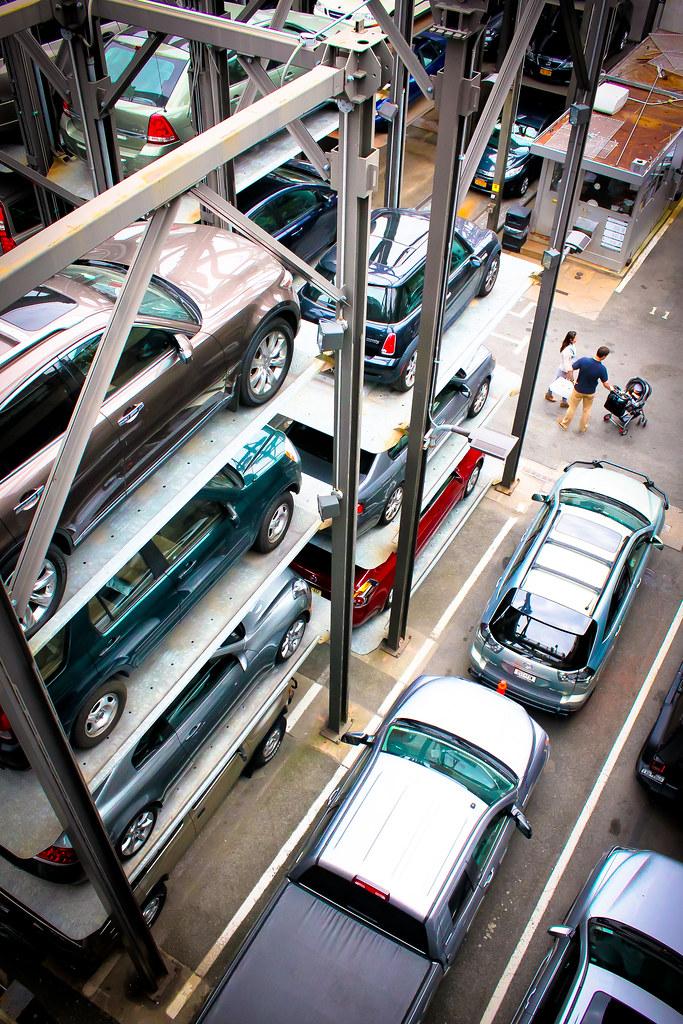 Car Park Steward Job Description