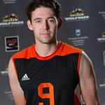Cole Keddie, WolfPack Men's Volleyball