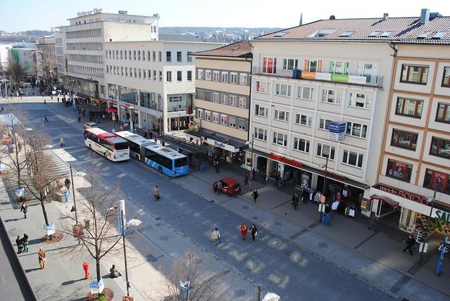 Leopoldplatz Pforzheim