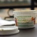 double cream container