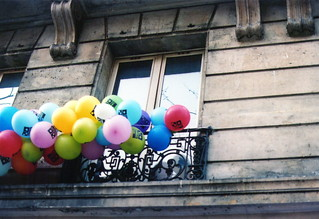 balloons | by isabelle bertolini