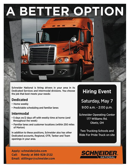 Trucking Jobs in Ohio | TruckDrivingJobs.com