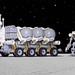 Helium-3 Transport Rover 2