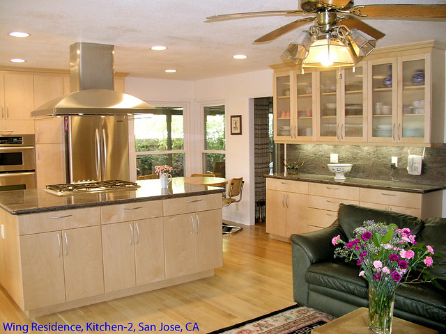 Custom Complete Kitchen Design Remodel San Jose Ca Flickr Photo Sharing