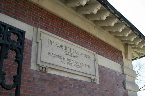 Robert J Ballantine Gateway Newark Nj Part Of My Set