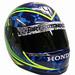 VItor Meira's helmet
