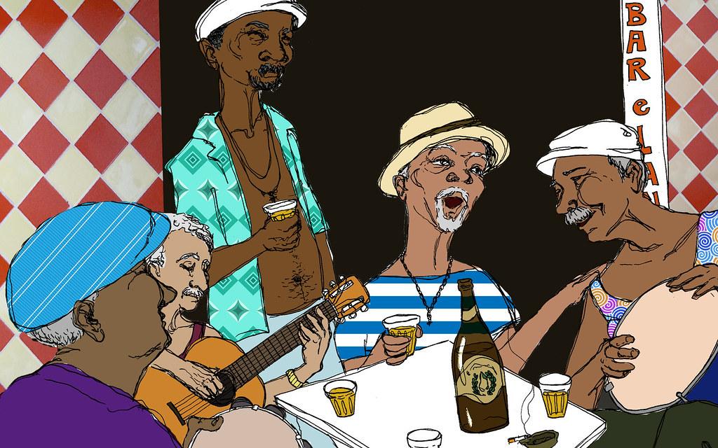 Patrulha Do Samba - Nao E Brincadeira