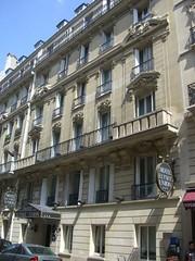 Demeure de Marcel Proust – 44 rue de l'amiral Hamelin, Paris XVIe