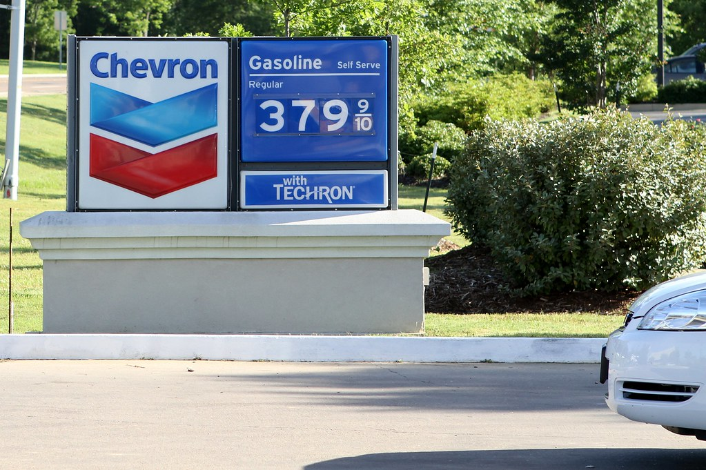 Chevron Gas Price Delray Beach Fl