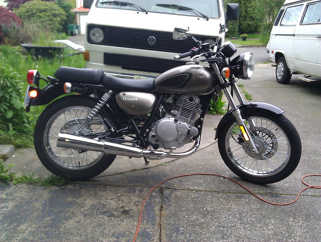 My First Factory New Motorbike. My