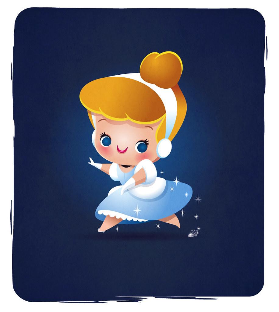 Disney Princess Baby Cinderella: Little Princess - Cinderella