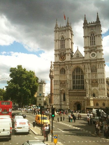 Westminster Abbey | by t4rdis