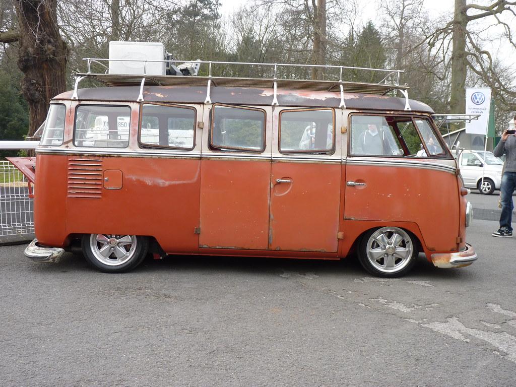 VW Split Window - Rusty Rat Bus | The Volkswagen Type 2 (als… | Flickr