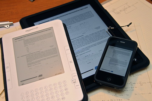 PDF Viewers: iPad, iPhone, and Kindle | by Yutaka Tsutano