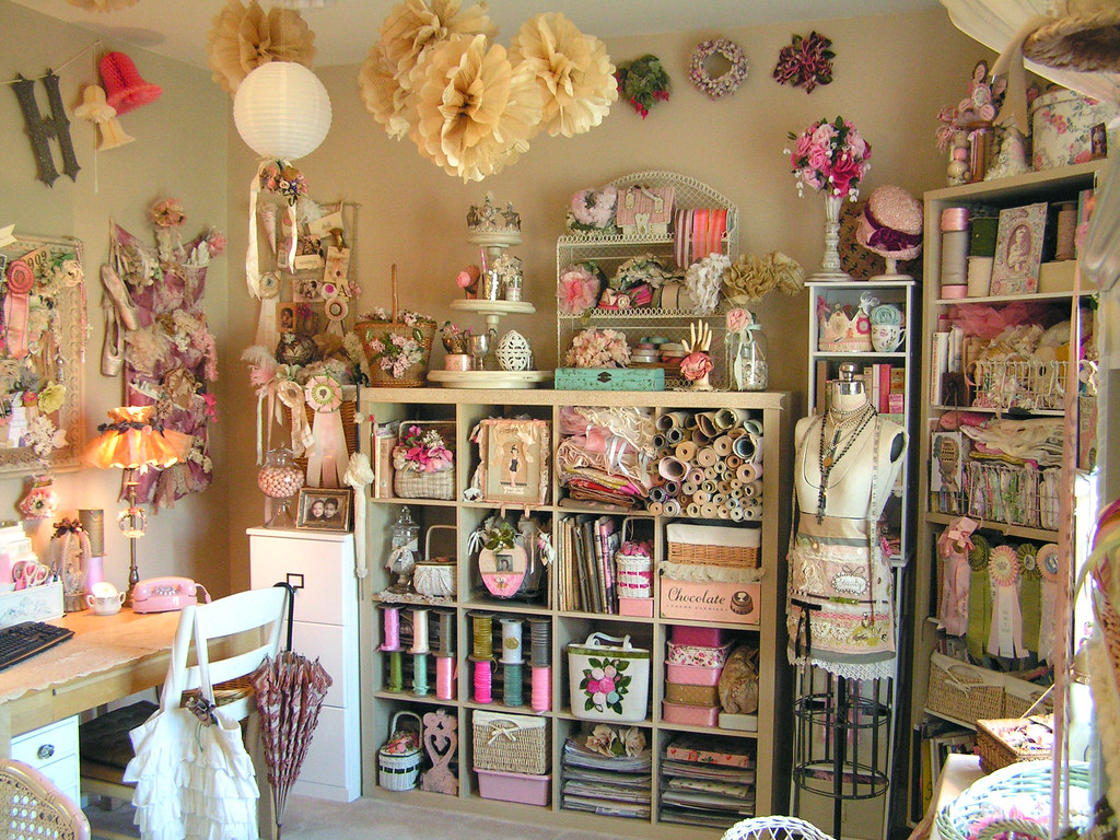 How To Create A Craft Room In A Small Space