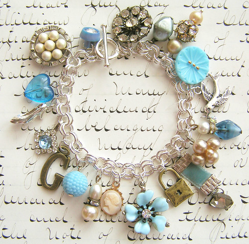 Charm Bracelet | by andrea singarella