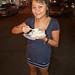 MuiMui Eating Tofu Fa Dessert