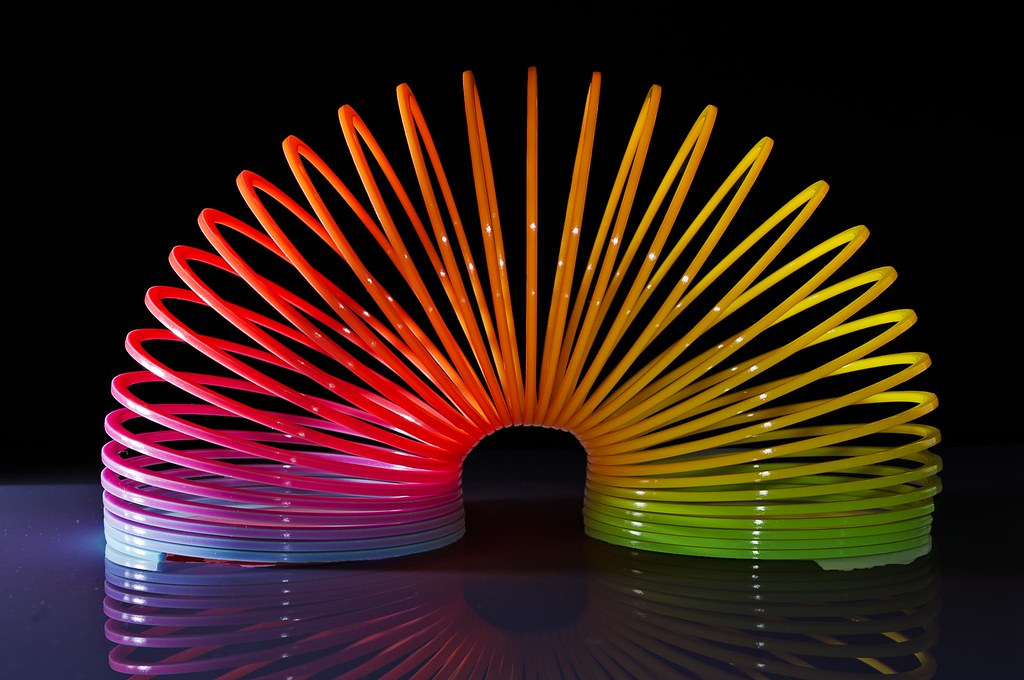 225  365 rainbow slinky my first attempt at off camera still waiting tabs still waiting for root device hackintosh