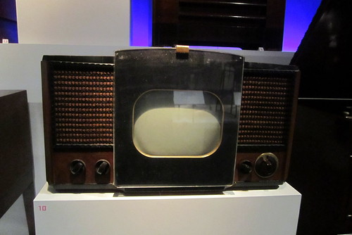 NYC - Queens - Astoria: Museum of the Moving Image - RCA Model 630-TS | by wallyg