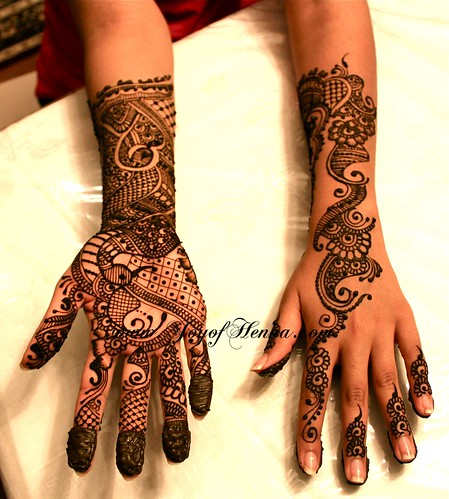 Mehndi for Hema | by Joy of Henna