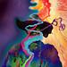 el fuego aborigen y el cosmos