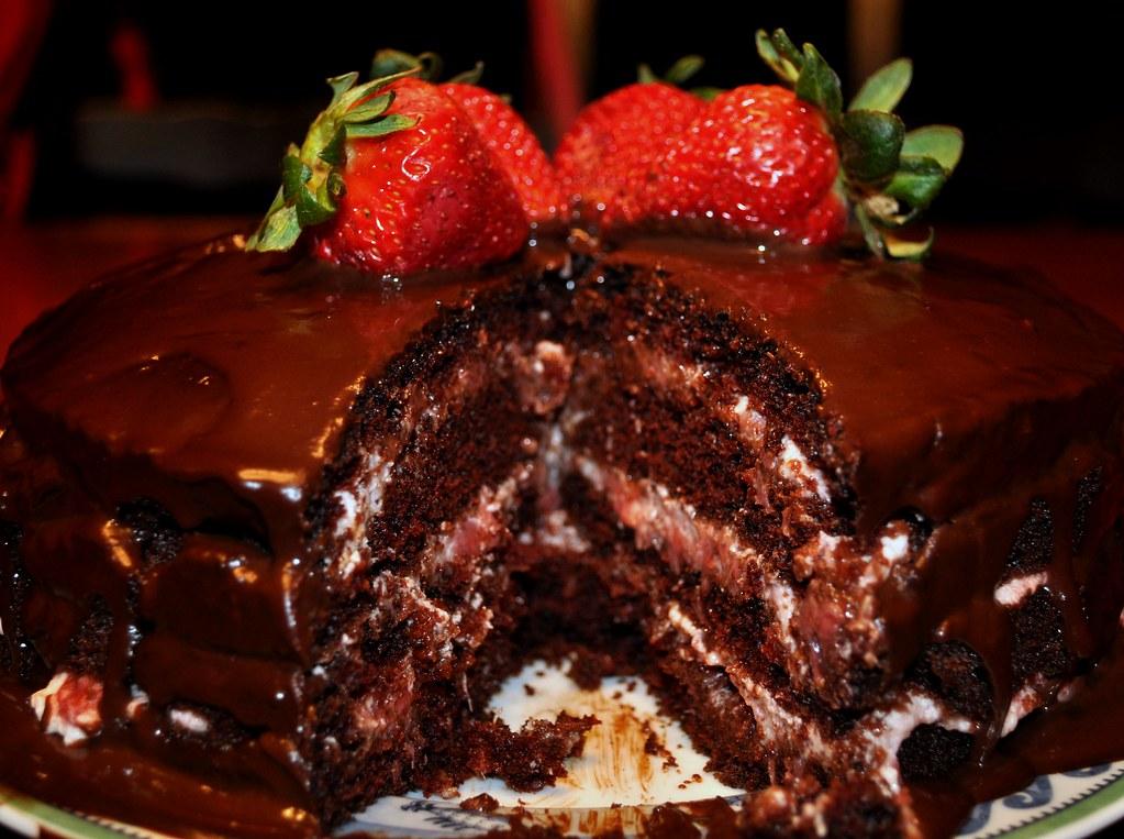 Crazy Chocolate Cake Video
