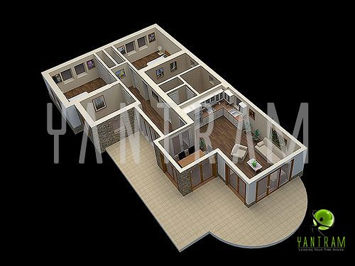 3d floor plan floor plan design virtual tour floor plan flickr. Black Bedroom Furniture Sets. Home Design Ideas