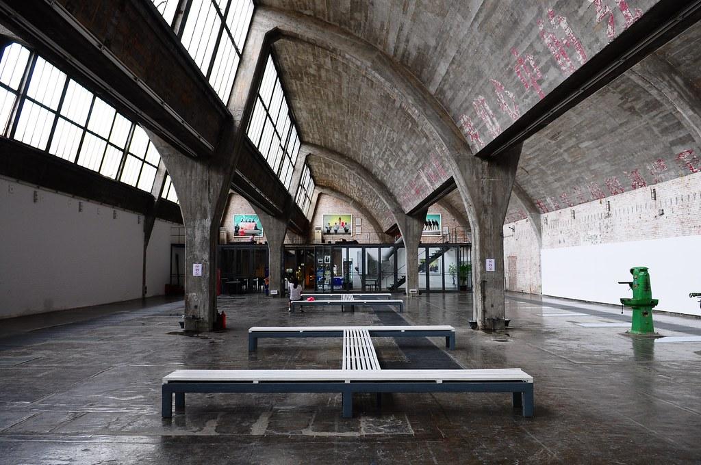 Bauhaus design - China Beijing 798   798 Art Zone (Beijing ...