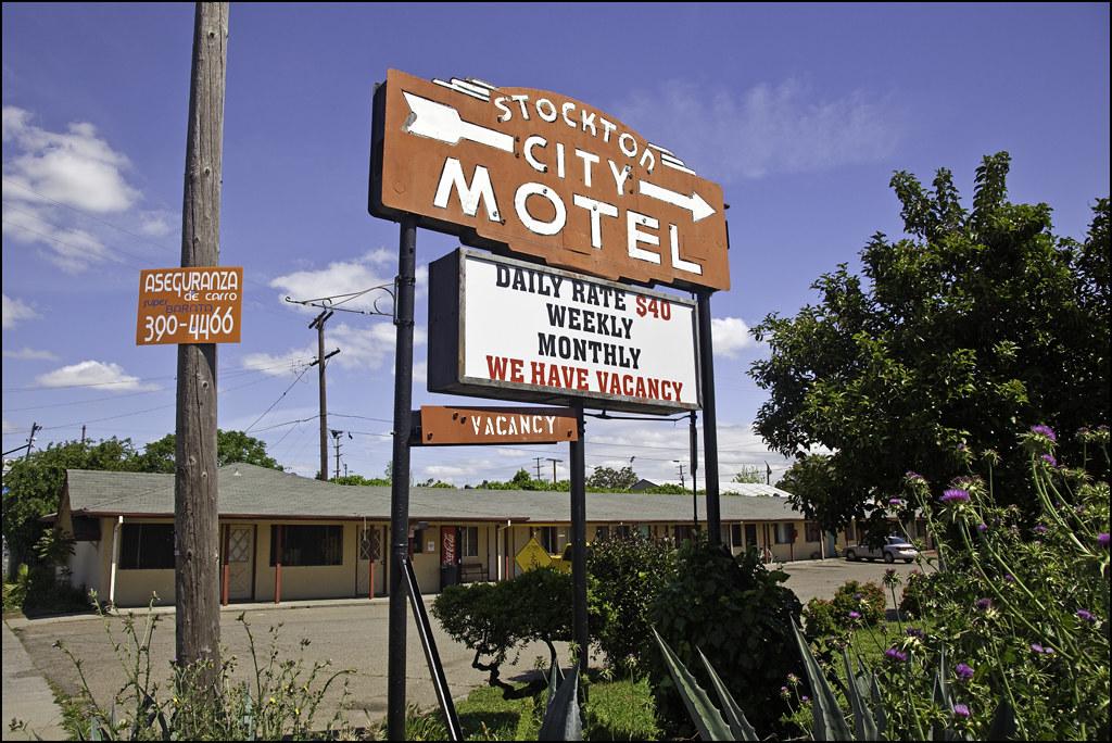 Stockton City Motel