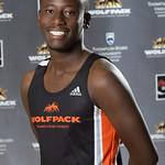 Dairai Alvin Mutandiro, WolfPack Cross Country Running