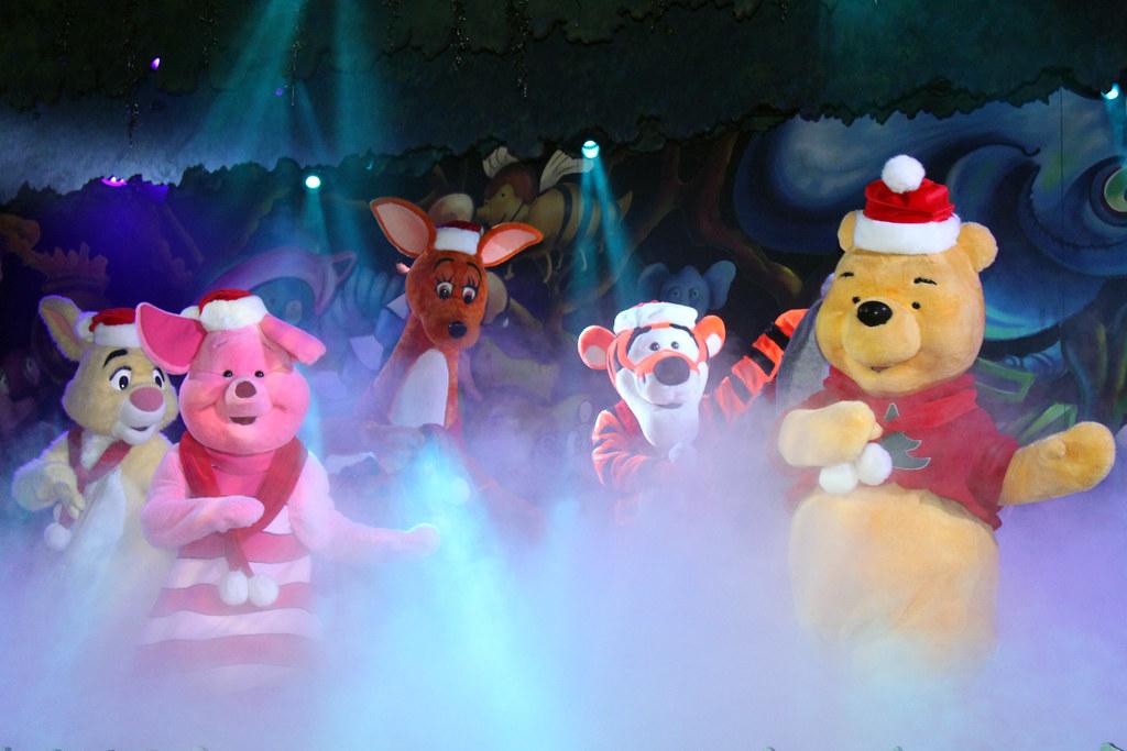 Christmas at disney - 2 3