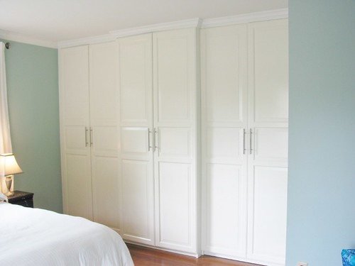 Master Bedroom Ikea Closet
