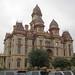 Lockhart county courthouse