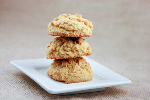 Maple Cornmeal Biscuits - Tuesdays with Dorie | by Food Librarian