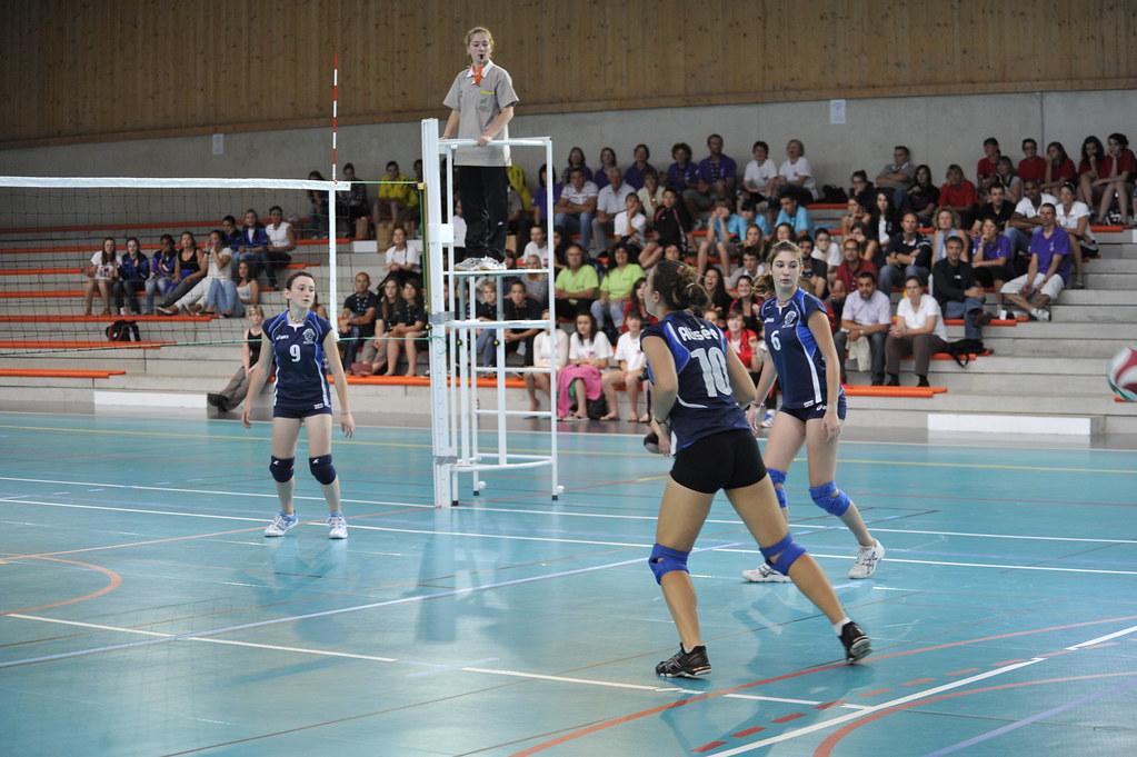 Championnat de France de volley UNSS � Saint-Dizier   Flickr ...